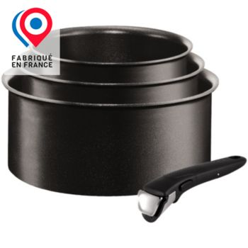 Tefal Ingenio Expertise Casserole 4p induc