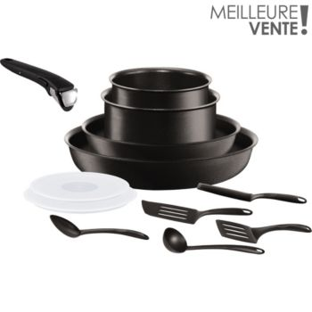 tefal ingenio performance 12 pcs l6549403 batterie de cuisine boulanger. Black Bedroom Furniture Sets. Home Design Ideas