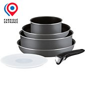 Batterie de cuisine Tefal Ingenio Minute 6 pièces L2047402
