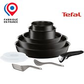 Batterie de cuisine Tefal Ingenio Exception 10pcs