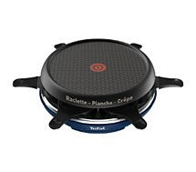 Raclette Tefal  RE12A412 COLORMANIA 6 coupelles