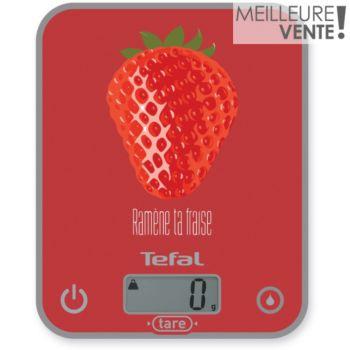Tefal Optiss Decor Ramene Ta Fraise Balance De Cuisine Boulanger
