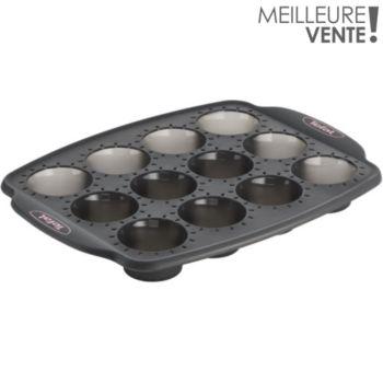 Tefal 12 mini muffins CrispyBake Cake Factory