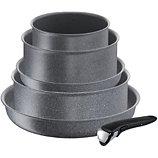 Batterie de cuisine Tefal  6 pièces Ingenio Mineralia Force