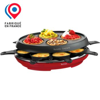 Tefal Colormania rouge RE310512