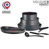 Batterie de cuisine Tefal Ingenio performance 8 pieces
