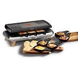 Raclette Tefal  grill plancha 8 personnes RE610D12