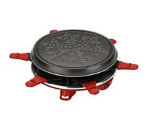 tefal re123812 raclette fondue boulanger. Black Bedroom Furniture Sets. Home Design Ideas