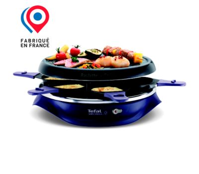 Raclette Tefal SIMPLY INVENT RE506412