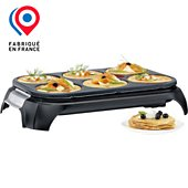 Crêpe party Tefal CREP PARTY INOX & DESIGN PY558813