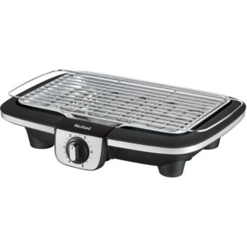 Tefal easy grill adjust inox design bg901d12 barbecue lectrique boulanger - Grill barbecue electrique ...