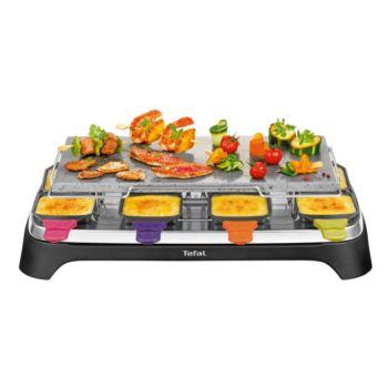 tefal pr303812 raclette fondue boulanger. Black Bedroom Furniture Sets. Home Design Ideas