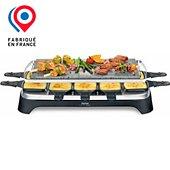 Raclette Tefal PIERRADE INOX&DESIGN PR457812
