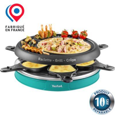 Raclette fondue happy achat boulanger - Raclette tefal simply line ...