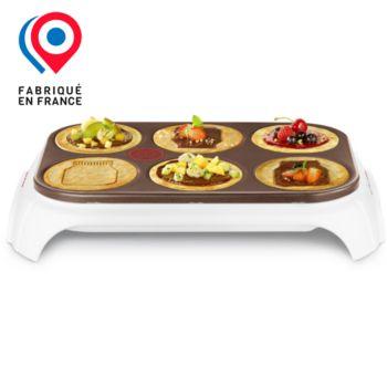 tefal crep party 6 nutella py559112 cr pi re boulanger. Black Bedroom Furniture Sets. Home Design Ideas
