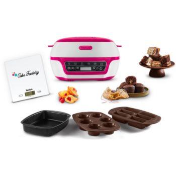 Tefal Cake Factory+ Balance KD803112 Cuisson festive