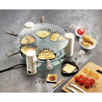 lagrange raclette 6 transparence 009604 raclette fondue boulanger. Black Bedroom Furniture Sets. Home Design Ideas