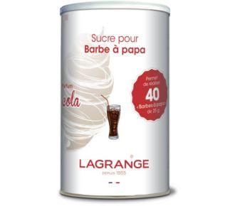 Lagrange barbe à papa coca-cola
