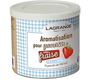 Lagrange fraise pour yaourts
