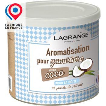 Lagrange coco pour yaourts