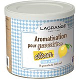 Arôme Lagrange  citron pour yaourts