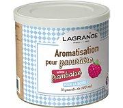Lagrange framboise pour yaourts