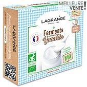 Ferment Lagrange BIO nature pour yaourts