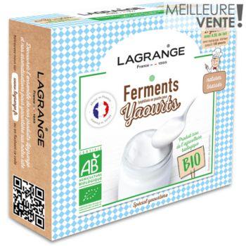 Lagrange BIO nature pour yaourts