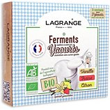Ferment Lagrange  BIO arome Vanille-Fraise-Citron