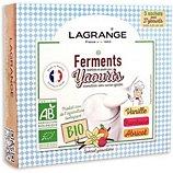 Ferment Lagrange  BIO arome Vanille-Framboise-Abricot