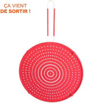Baumalu anti projection silicone coloris ro