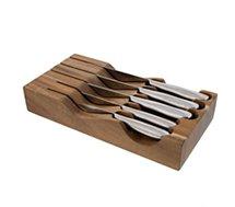 Bloc couteaux Dubost  Storage avec planche de rangement