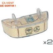 Filtre Rowenta anti calcaire x2