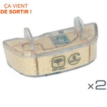 Rowenta anti calcaire x2