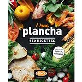 Livre ENO I love plancha 150 recettes Dorian Nieto