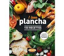 Livre de cuisine ENO  I love plancha 150 recettes Dorian Nieto