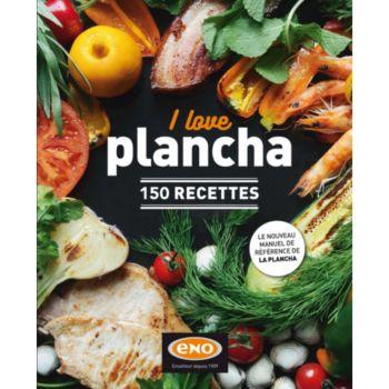 ENO I love plancha 150 recettes Dorian Nieto