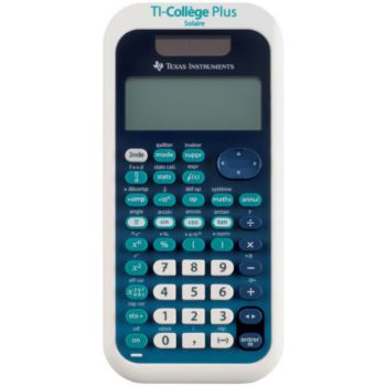 Texas Instruments TI-Collège+ solaire