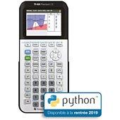 Calculatrice scientifique Texas Instruments TI-83 Premium CE PYTHON