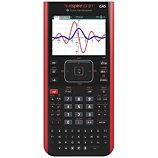 Calculatrice graphique Texas Instruments  TI-Nspire CX II-T CAS Noir