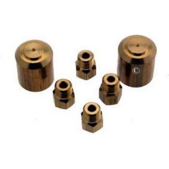Vedette Kit d'injecteurs butane / propane 76X920