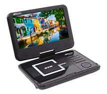 Lecteur DVD portable Takara VR149B noir 9''