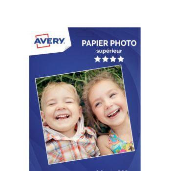 Avery 35 Photos brillantes A4 230g