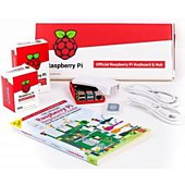 Alimentation PC Raspberry Pi Kit de démarrage Desktop Raspberry Pi 4