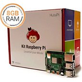 Alimentation PC Raspberry Pi Kit de démarrage Starter Raspberry Pi 4