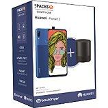 Smartphone Huawei  Pack Psmart Z + Enceinte CM510