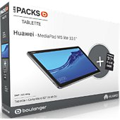 """Tablette Android Huawei M5 lite 10.1"""" 32Go + Carte 64Go"""