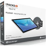 Tablette Android Huawei  Pack M5 10'' 32Go + carte 128Go