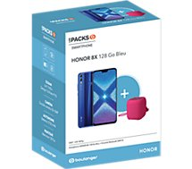 Smartphone Honor  Pack 8X 128go + Enceinte AM510