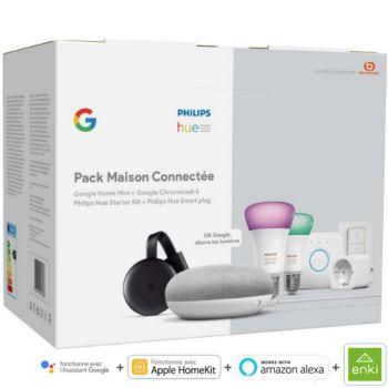 Philips Hue/Google Maison connectée